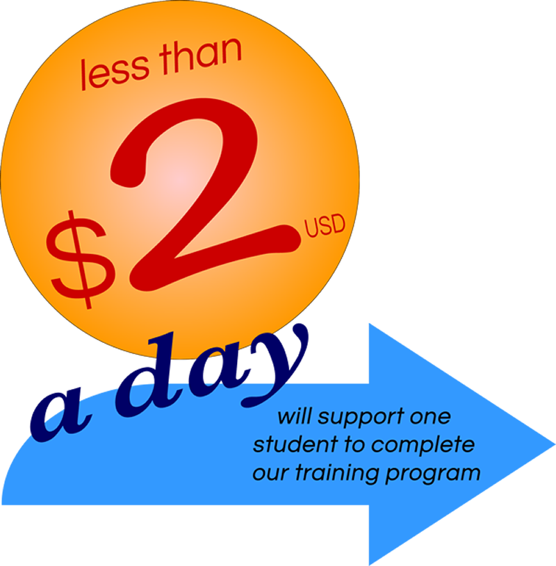 Less than $2 dollars promotion graphic
